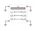 Электрическая схема КРН 400