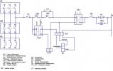 Электрическая схема ЯУО